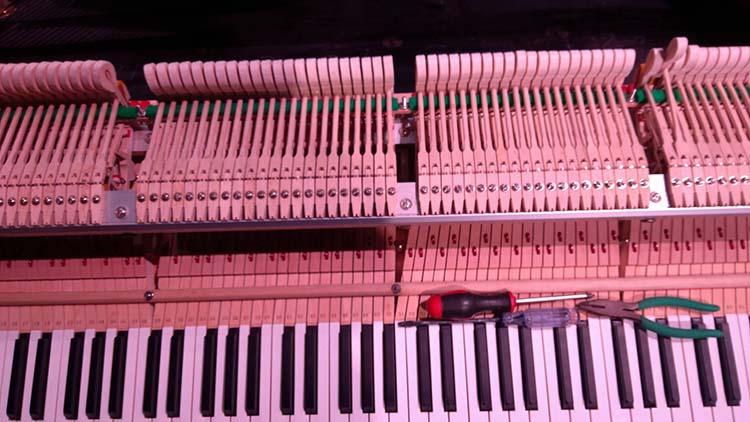 Ραντεβού με πιάνο.